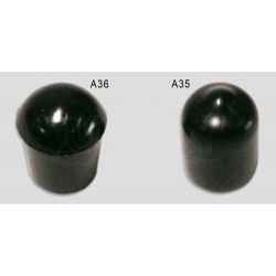 Softtip rubber push-on cap - 5 Pack