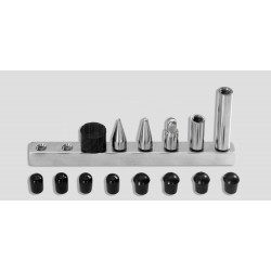 "1/2"" 6-pc screw-on tip set, A44TH"