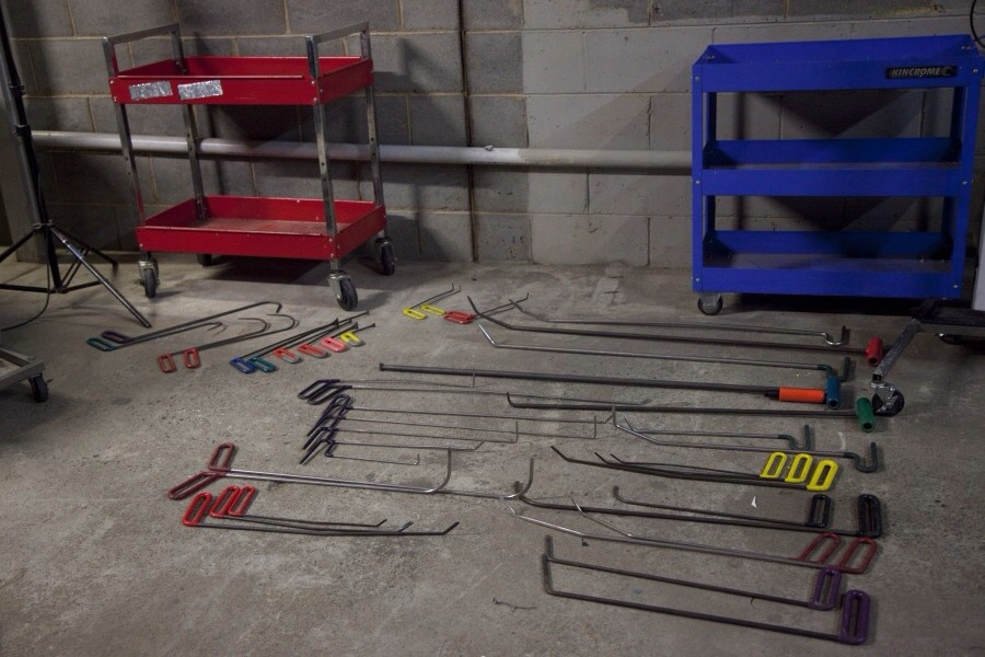 Hand Tools, Bars, Whale Tails